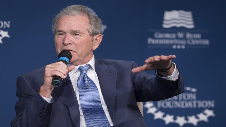بوش يستبق تقريرا يدين تجاوزات