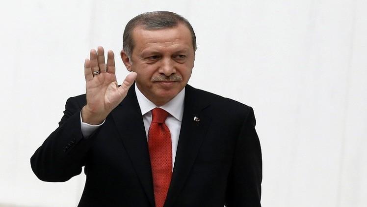 أردوغان: لم نحصل على ضمانات لمنطقة عازلة وندعو لمهاجمة