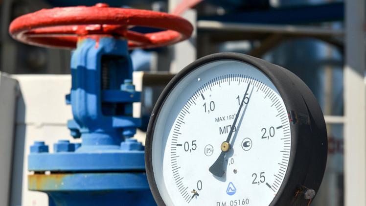 أوكرانيا تحصل على الغاز الروسي مجددا بعد تعليق دام أشهرا