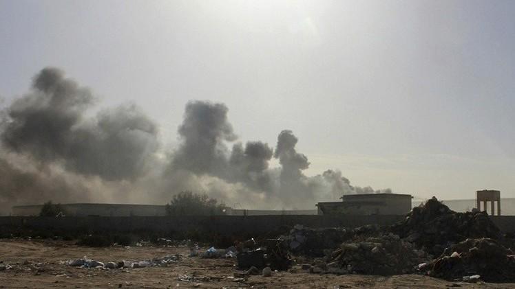 مسؤولون أمريكيون يتهمون دولا بتأجيج حرب بالوكالة في ليبيا