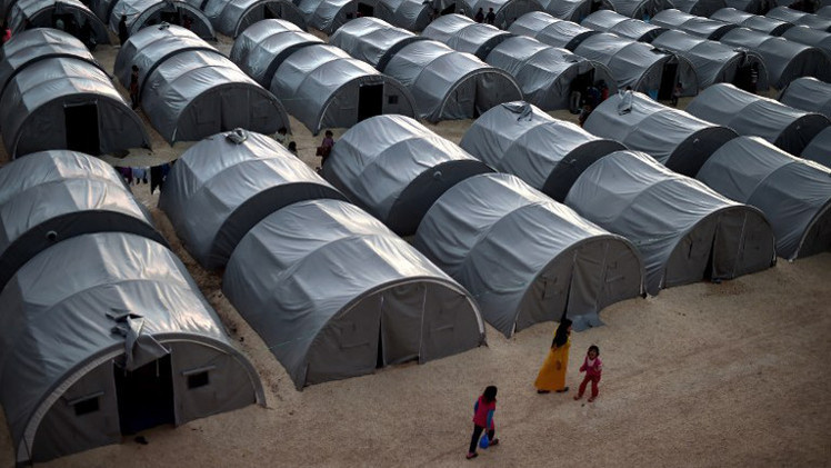الاتحاد الأوروبي يخصص 10 ملايين يورو للاجئين السوريين في تركيا
