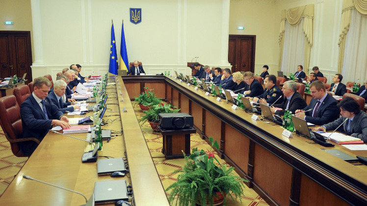 ياتسينيوك يأمل في أن يلغي البرلمان الوضع الحيادي لأوكرانيا