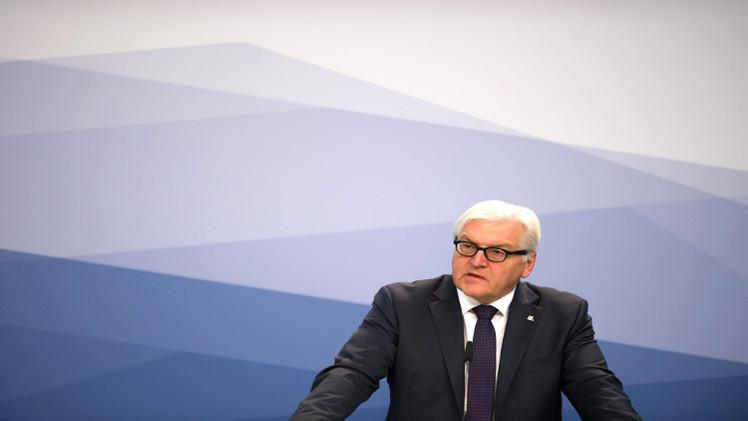 شتاينماير: الاختلاف بين موسكو وواشنطن حول أوكرانيا يعرقل العمل الأممي