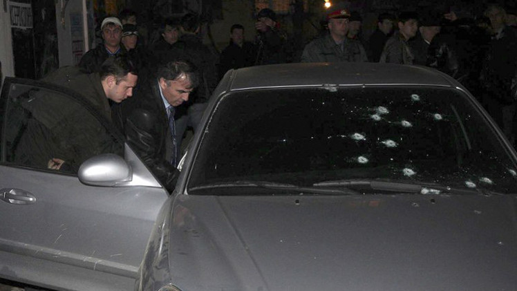 مقتل زعيم جماعة إجرامية في داغستان