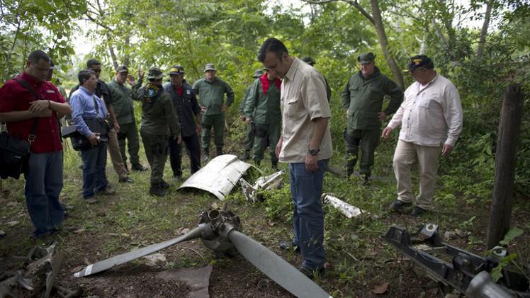 فنزويلا تسقط طائرتين مجهولتي الهوية