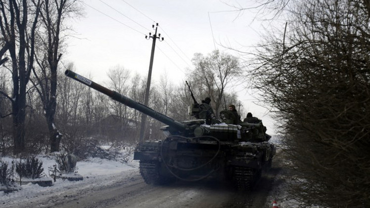 كييف تؤكد التزامها بنظام الهدنة في شرق أوكرانيا
