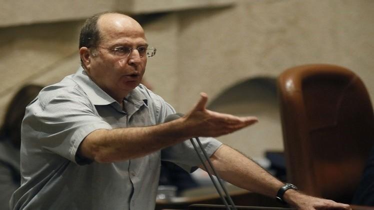 وزير الدفاع الإسرائيلي: إدارة أوباما لن تدوم إلى الأبد