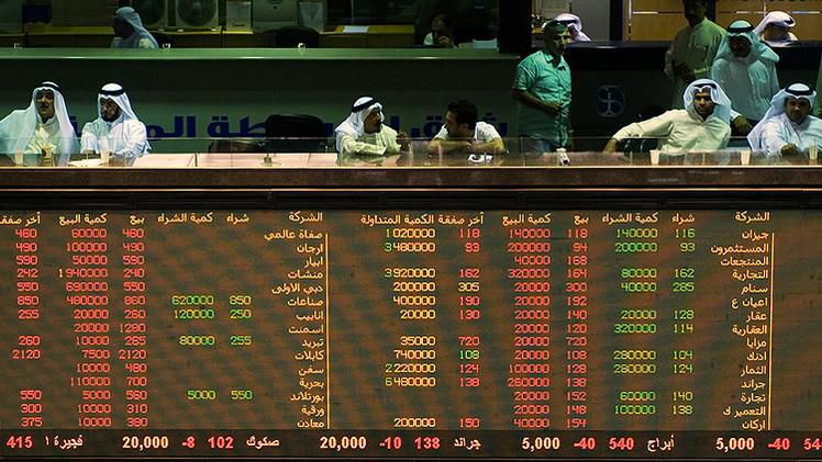 السوق السعودية تتراجع بعد هبوط أسعار النفط