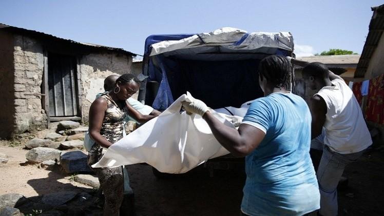 ارتفاع عدد ضحايا إيبولا إلى 6388