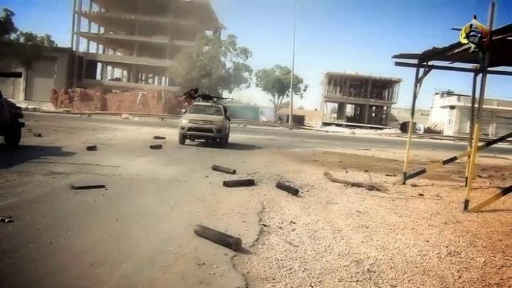 اندلاع اشتباكات عنيفة ببنغازي وقوات الجيش تحاصر منطقة الليثي