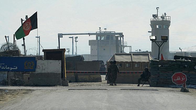 الولايات المتحدة تغلق معتقل باغرام في أفغانستان