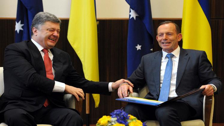 كييف: أستراليا تقرر تقديم مليوني دولار للجيش الأوكراني