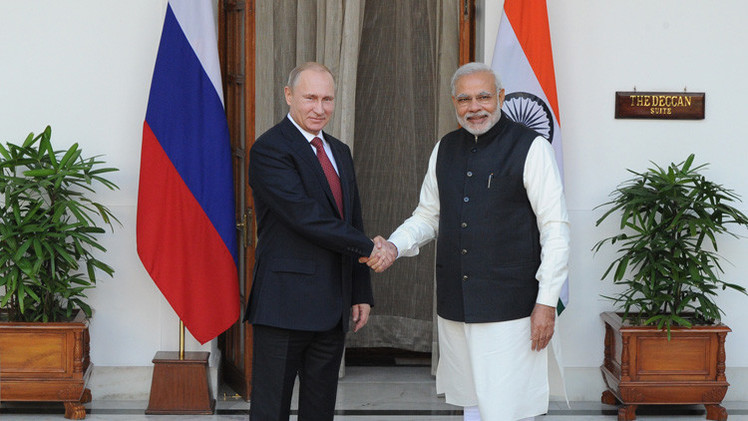 اتفاقية الطاقة الكهروذرية باكورة زيارة بوتين للهند