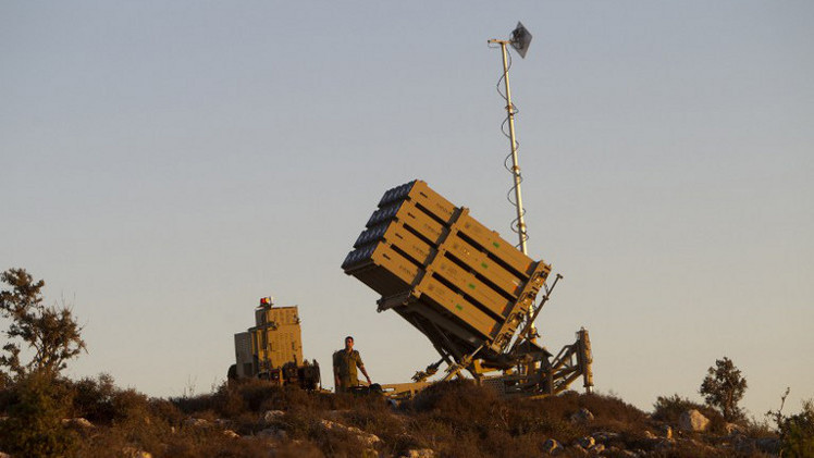 تقرير: واشنطن ستخصص 351$ مليون للقبة الحديدية الإسرائيلية