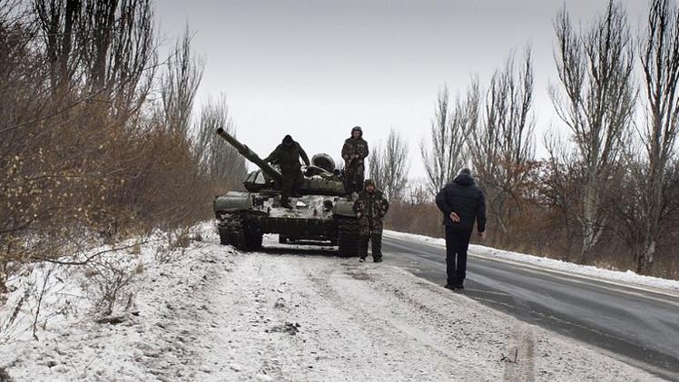 موسكو: وقف إطلاق النار في شرق أوكرانيا وسحب القوات من المسائل الرئيسية للتسوية