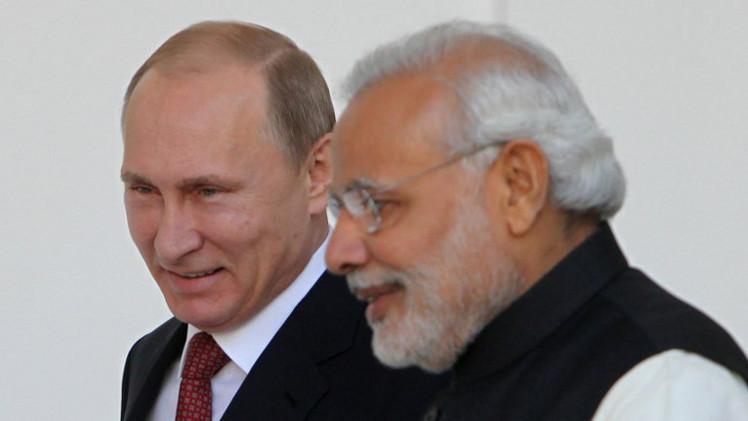 روسيا والهند تدعوان للتعاون في تسوية الأوضاع في سوريا والعراق