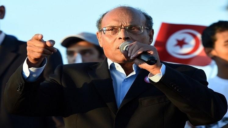 تونس.. هيئة الانتخابات توجه تنبيها للمرزوقي