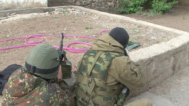 مقتل 5 مسلحين في داغستان (فيديو)