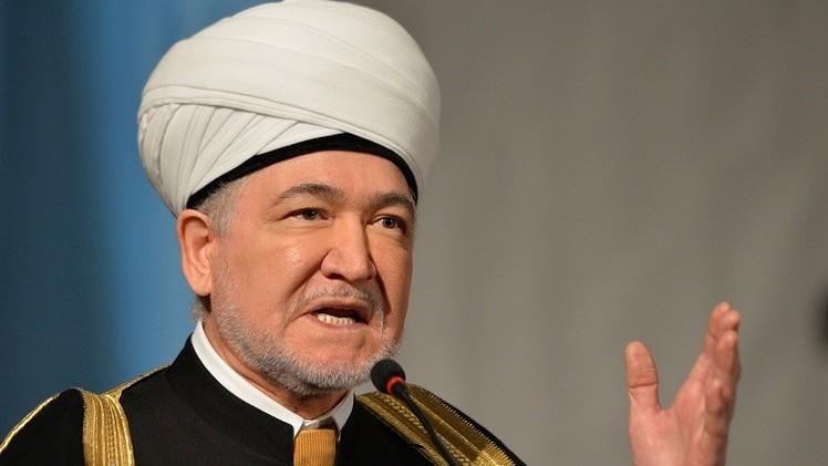 رئيس مجلس المفتين الروسي يدعو إلى حماية المسيحية في الشرق الأوسط