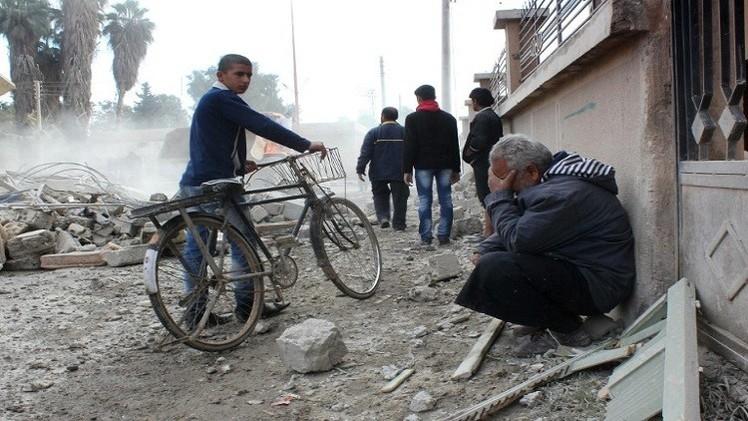 نشطاء: المعارضة السورية قتلت 311 مدنيا بـ