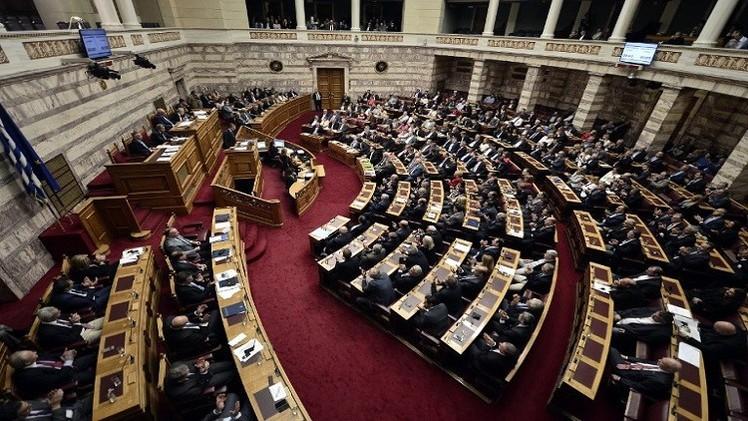 المفوضية الأوروبية تحذر من وصول المتطرفين إلى الحكم في اليونان