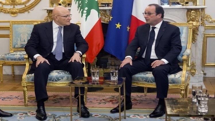 فرنسا تبدي إستعدادها لمساعدة لبنان انتخاب رئيس للبلاد