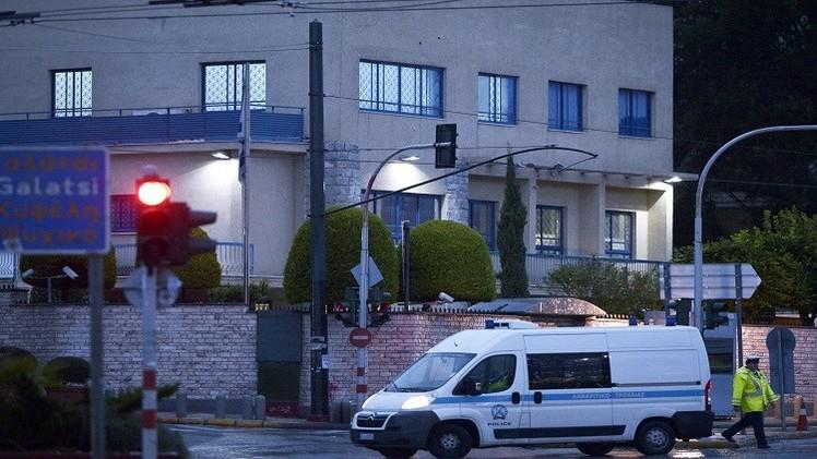 أثينا ترجح تورط متطرفين يساريين في الهجوم على سفارة إسرائيل