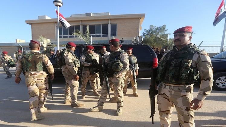 العراق..وصول تعزيزات إلى صلاح الدين للبدء بتحرير الجنوب