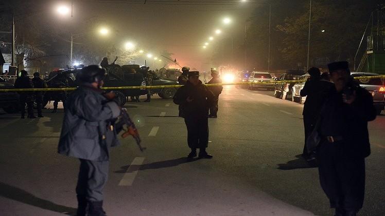 مقتل 6 جنود أفغان بهجوم انتحاري في كابل
