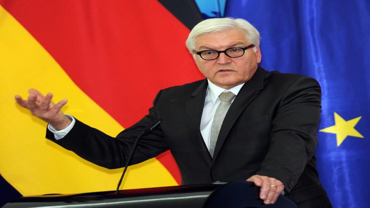 شتاينماير: لتقييم الوضع في أوكرانيا نفضل منظمة الأمن والتعاون على الإعلام