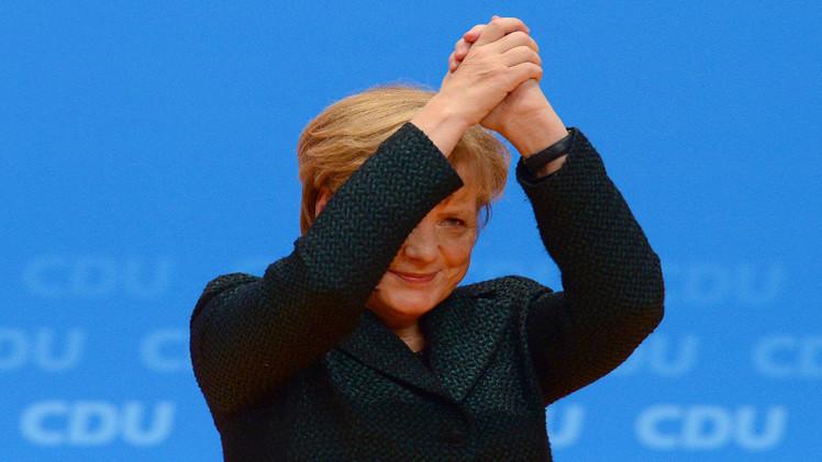 ميركل: أوروبا تريد علاقات جيدة مع روسيا