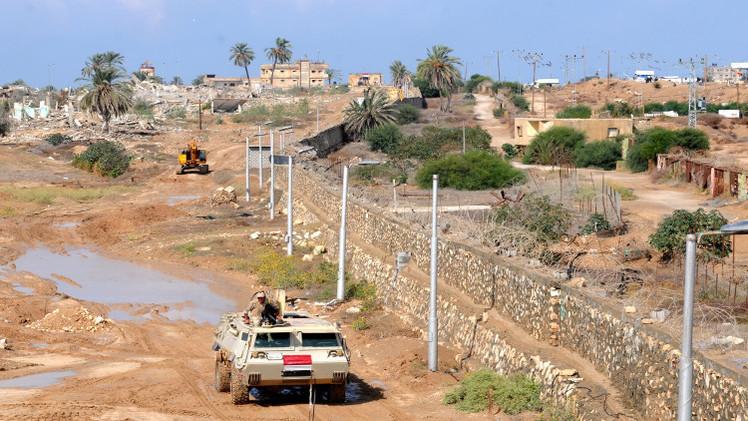 الجيش المصري يعلن مقتل 22 مسلحا في سيناء