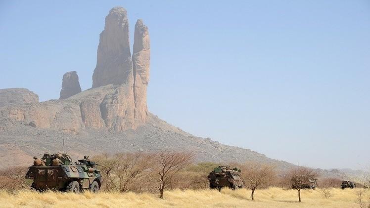 5 مجموعات مسلحة في شمال مالي تؤيد المقترح الجزائري