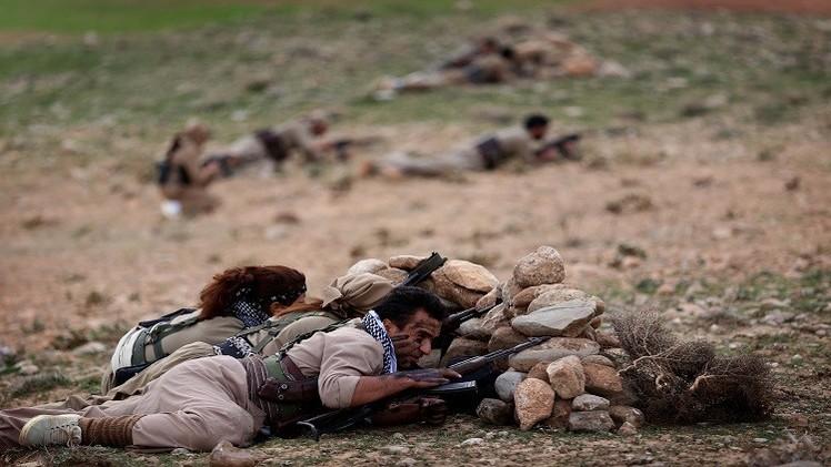 مقتل 4 مسلحين من