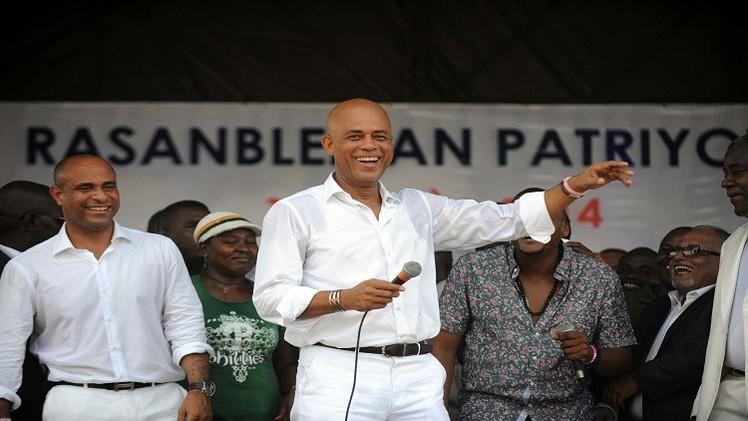 استقالة رئيس وزراء هايتي