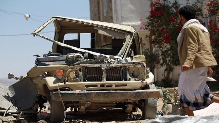 مقتل مسؤول يمني بتفجير سيارته في مأرب والحوثيون يقيلون محافظ الحديدة