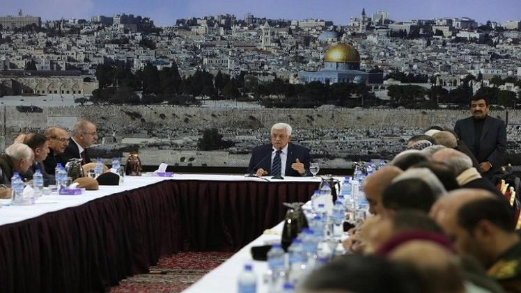 عباس يوقف التنسيق الأمني ويحصر العلاقة مع الإسرائيليين بمسألة إنهاء الاحتلال