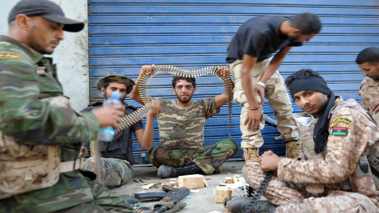 ليبيا.. مقتل مصريين اثنين خلال اشتباك بين الجيش ومسلحي فجر ليبيا