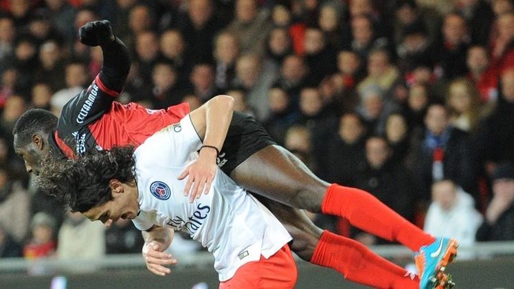 فريق جانجون يذيق باريس سان جيرمان طعم الهزيمة للمرة الأولى