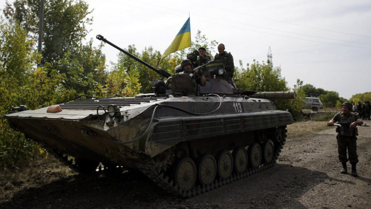 الأمم المتحدة: 4707 قتلى في النزاع المسلح بشرق أوكرانيا
