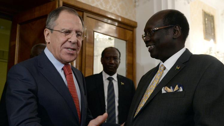 لافروف: موسكو مستعدة لمساعدة جوبا في تحقيق تسوية نهائية مع الخرطوم