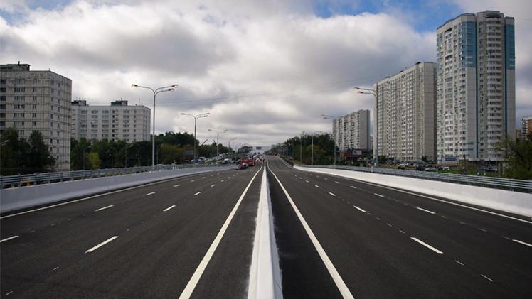 موسكو تفاوض مستثمرين عرب لتمويل مشاريع لمد الطرق في موسكو