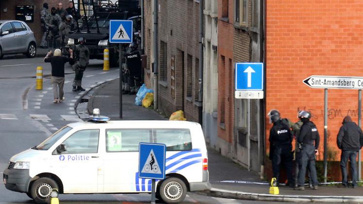 الشرطة البلجيكية: عملية خطف الرهائن في مدينة غنت مجرد مزحة