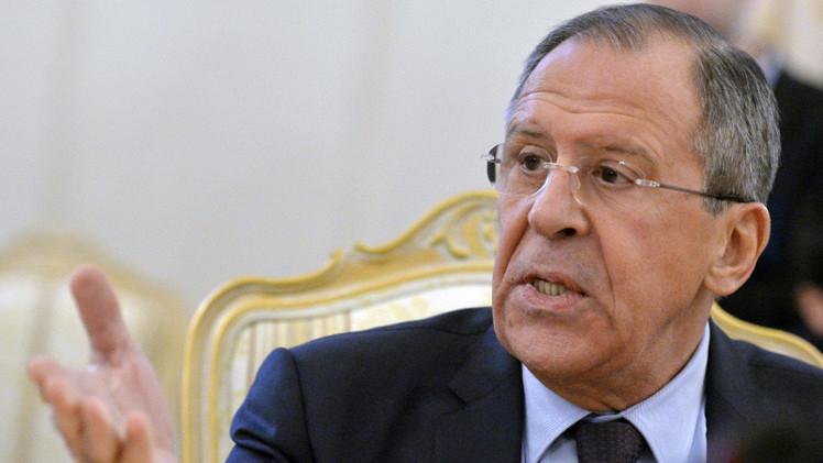 لافروف: مشروع القانون الأمريكي حول أوكرانيا خطوة معادية لروسيا