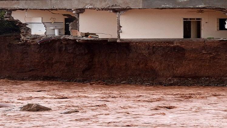 المغرب.. 4 قتلى في انهيار عدد من المنازل جراء الأمطار
