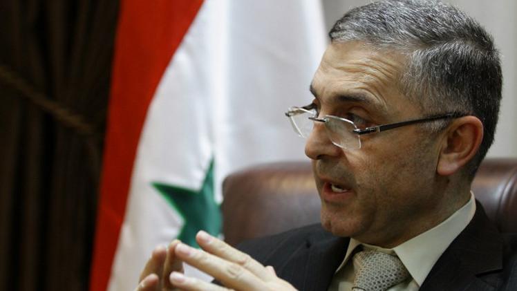 علي حيدر: لا دور لواشنطن في مفاوضات سورية محتملة بموسكو