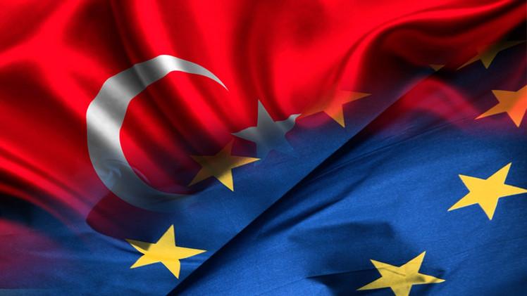 الاتحاد الأوروبي يعزل تركيا عن أوروبا