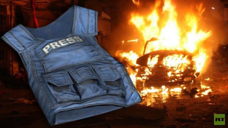 عام 2014  يسجل مقتل 66 صحفيا واختطاف 199