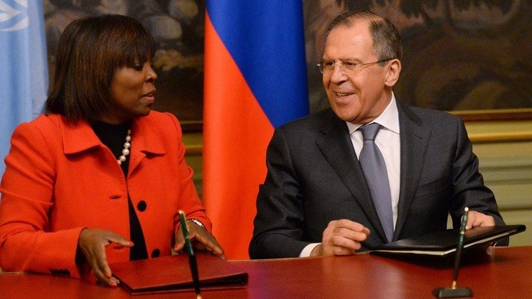 توقيع اتفاقية شراكة استراتيجية بين روسيا وبرنامج الغذاء العالمي