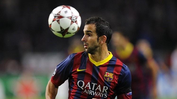 مدافع برشلونة يتطلع للعب في الدوري الإنكليزي